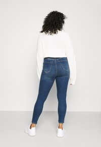 Dr.Denim Plus - MOXY - Jeans Skinny Fit - hurricane dark blue - 2
