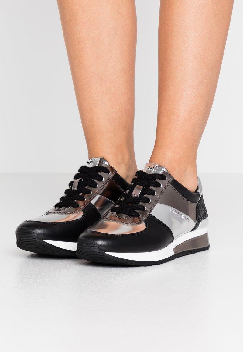 MICHAEL Michael Kors - Sneakersy niskie - silver/multicolor