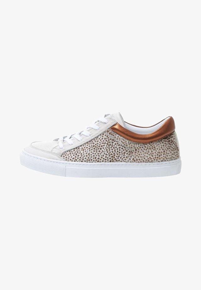 ALEX - Sneakers laag - brown