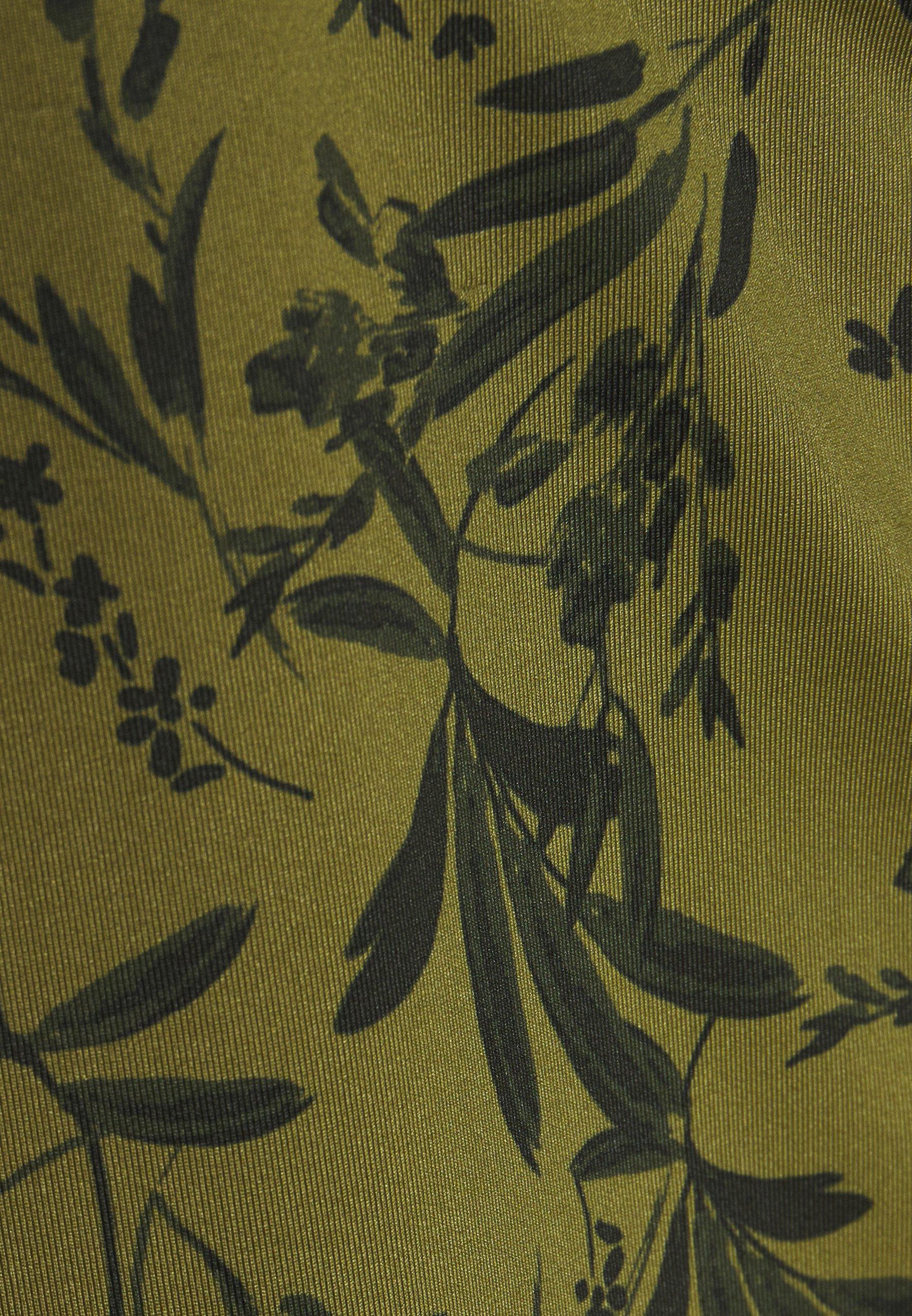 Rosemunde Topper - Green/khaki