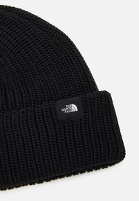 The North Face - FISHERMAN BEANIE UNISEX - Lue - black - 3