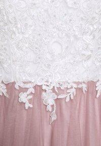 Luxuar Fashion - Společenské šaty - ivory/mauve - 2