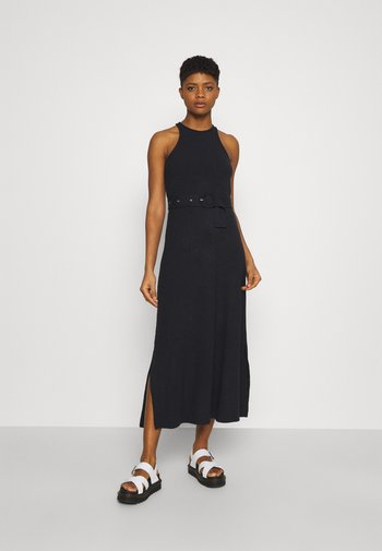 YASLOLA ANKLE DRESS ICON - Jersey dress - black