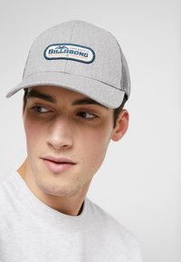 Billabong - WALLED TRUCKER - Cap - heather grey - 1