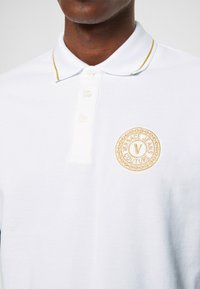 Versace Jeans Couture - Polo - bianco/gold - 7