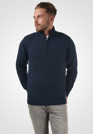 TROYER RICHARD - Pullover - navy