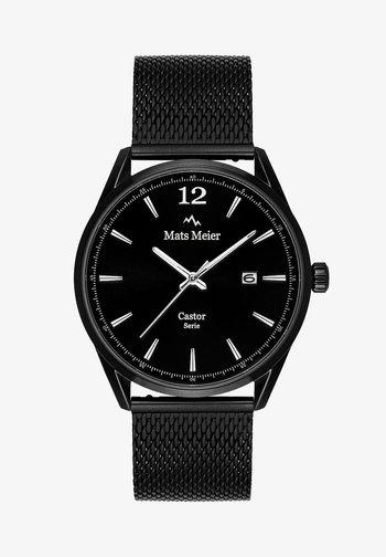 MATS MEIER UHR MM01008 - Watch - schwarz