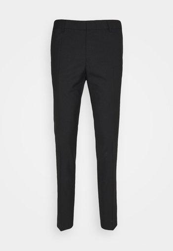 LIAM TROUSER - Pantaloni - black