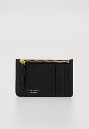 PERRY CARD CASE - Lompakko - black