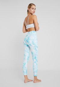 Rojo - WOMENS FULL LENGTH PANT - Calzamaglia - light blue - 2