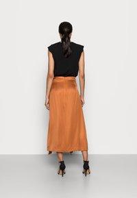 InWear - YULIE SKIRT - A-line skirt - honey - 2