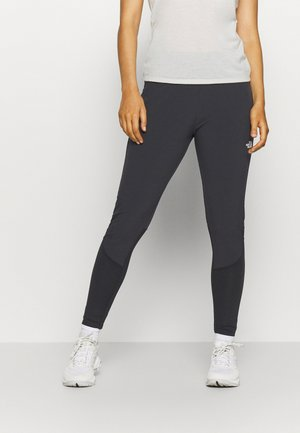 ACTIVE TRAIL HYBRID PANT - Pantaloni - black