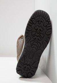 Hi-Tec - RIVA WP - Winter boots - beige - 4