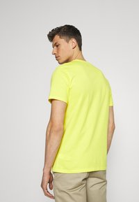 GAP - CORP LOGO  - T-shirts print - bright lemon meringue - 2