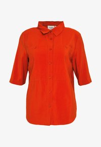 ARMELLE - Blusa - burned orange