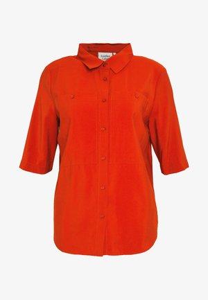 ARMELLE - Blouse - burned orange