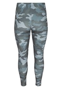 Zizzi - Leggings - Trousers - green - 5