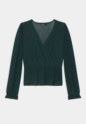 ONLCAMMI - Long sleeved top - ponderosa pine