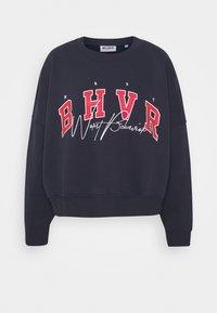 WRSTBHVR - CALI WOMEN - Sweatshirt - navy - 5