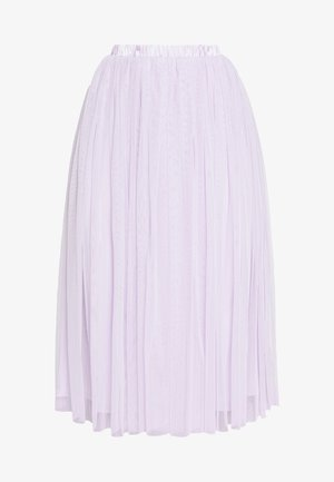 VAL SKIRT - A-Linien-Rock - lilac