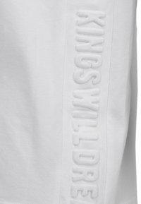 Kings Will Dream - KISHANE  - Print T-shirt - optic white - 7
