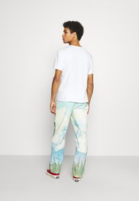 Jaded London - ALASKA LANDSCAPE SKATE - Relaxed fit jeans - multi-coloured - 2