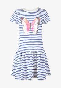 happy girls - Jersey dress - royal blue - 0