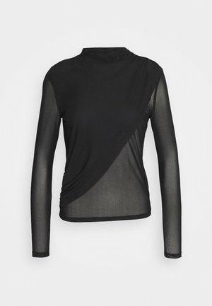 EXTRA LAYER - Långärmad tröja - black