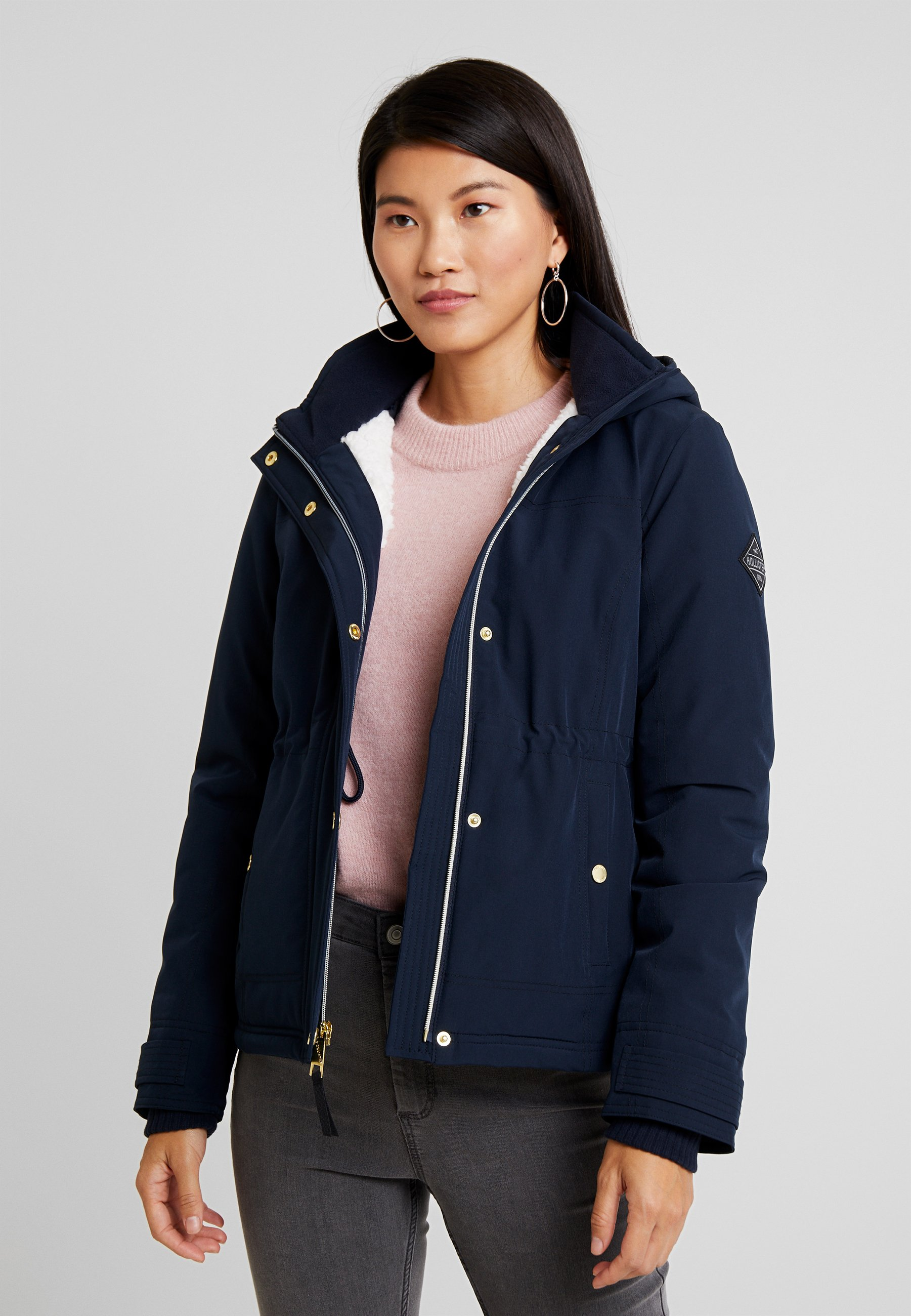 LUXE ALL WEATHER JACKET Jas navy