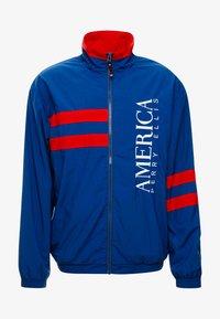 Perry Ellis America - STRIPE TRACK - Training jacket - estate blue - 3