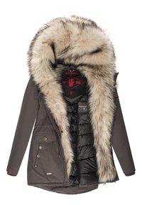 Navahoo - Winter coat - anthracite - 4