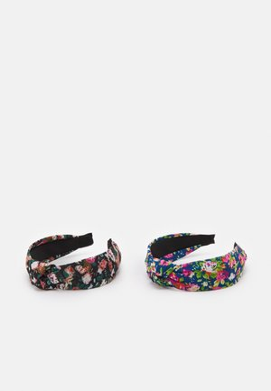 HAIRBAND 2 PACK - Hair Styling Accessory - black