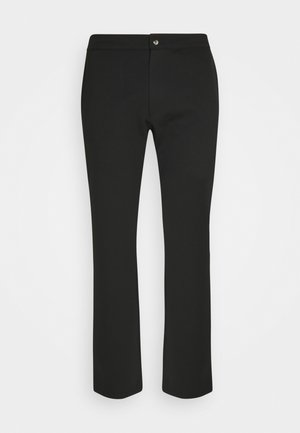 SMART LOUNGE TROUSERS - Pyjama bottoms - black