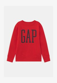 GAP - BOY LOGO CREW - Sweatshirt - pure red - 0