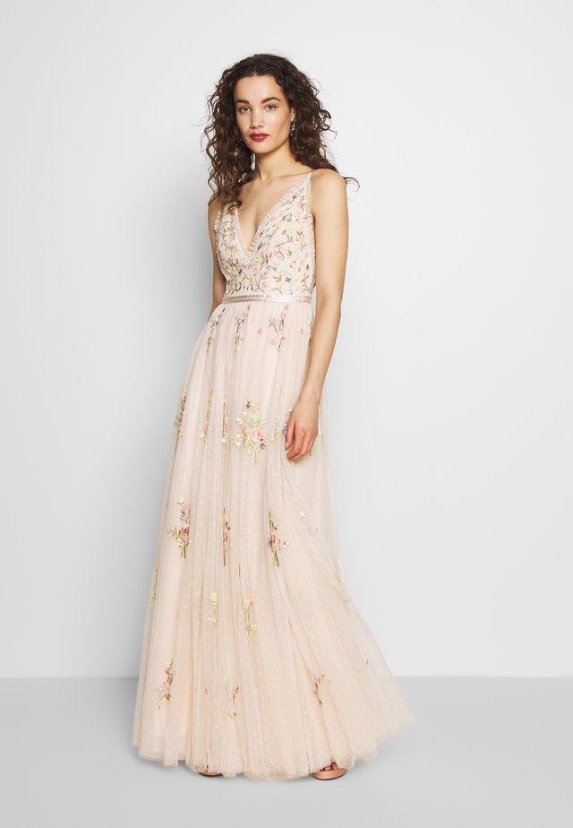 PETUNIA GOWN - Festklänning - pink