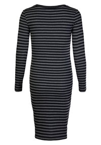 Supermom - STRIPE - Jersey dress - black - 5