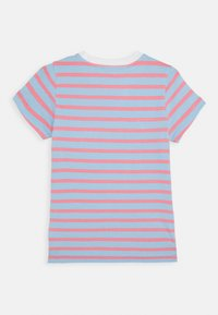 J.CREW - STRIPED CRITTER TEE - Print T-shirt - blue - 1