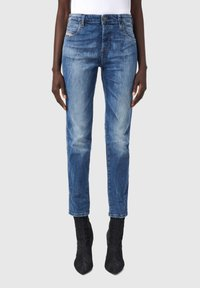 Diesel - BABHILA  - Slim fit jeans - medium blue - 0