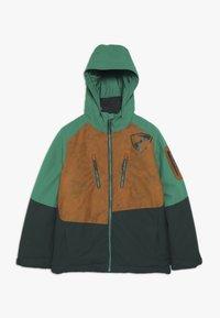 Ziener - ANOAH JUNIOR - Ski jacket - toffee - 0