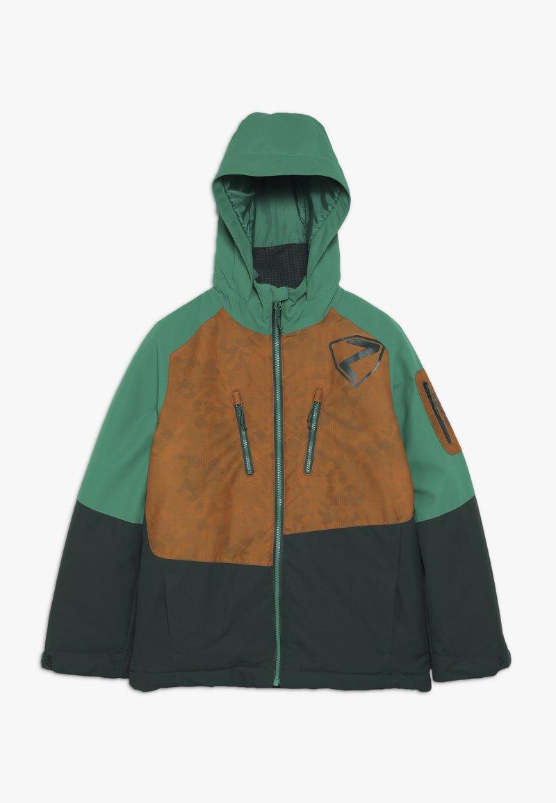 Ziener - ANOAH JUNIOR - Ski jacket - toffee