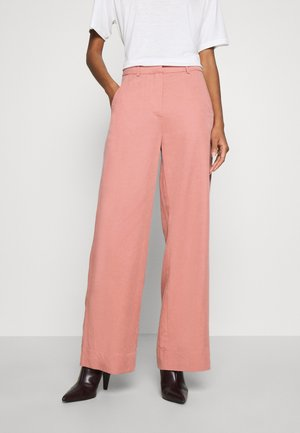 PRIYA TROUSERS - Broek - ash rose