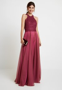 Luxuar Fashion - Společenské šaty - himbeer - 1