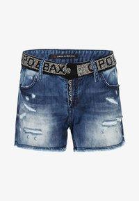 Cipo & Baxx - Denim shorts - blau - 6