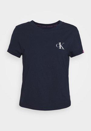 CK ONE LOUNGE CREW NECK - Pyjama top - shoreline