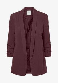 Pieces - PCBOSS - Cappotto corto - dark red - 0