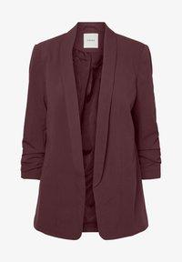 PCBOSS - Krátký kabát - dark red