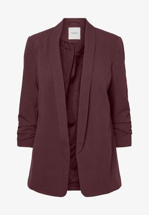 PCBOSS - Cappotto corto - dark red