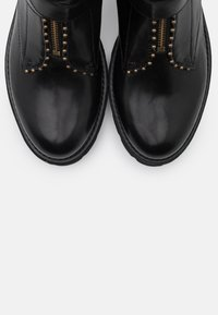 Steve Madden - JACKY - Platform ankle boots - black - 5