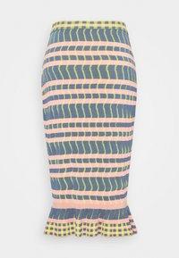 Diane von Furstenberg - SKIRT - Pencil skirt - pink - 1