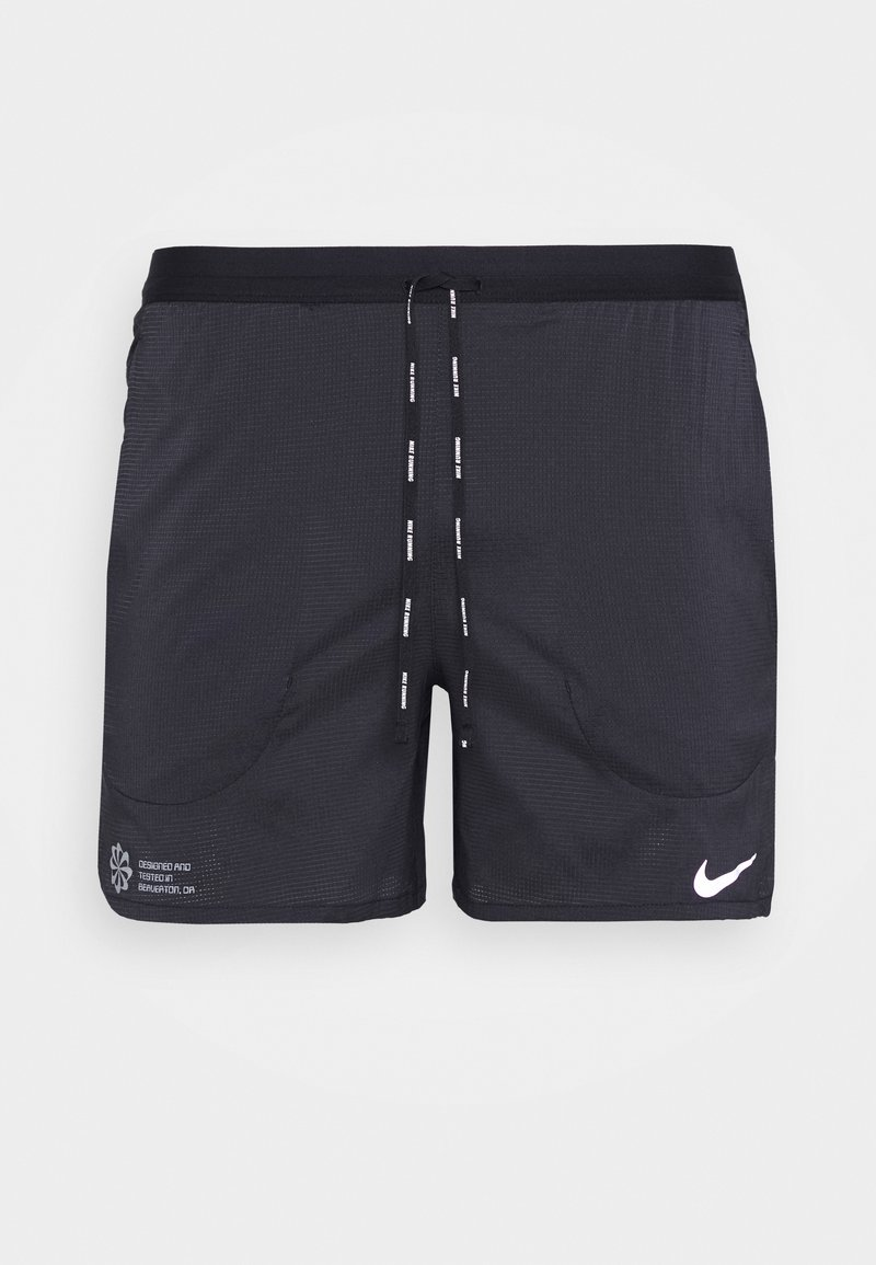 Nike Performance - FLEX STRIDE - Urheilushortsit - black/reflective silver